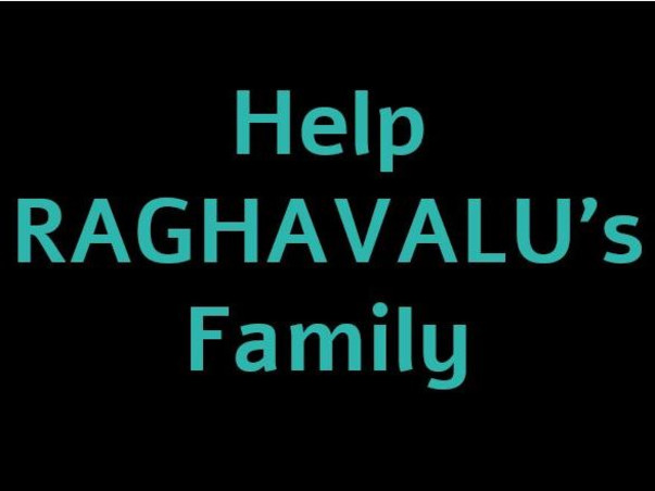 Help Raghavulu's family