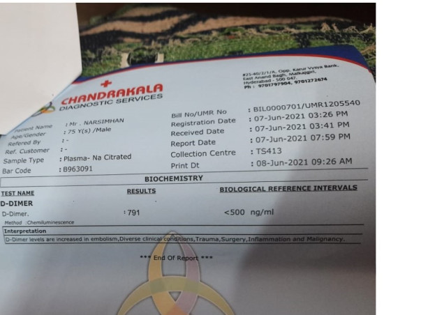 Help Prameela's Family