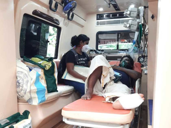 Help Prakash Recover From Covid Relapse - In Critical Condition(Salem)