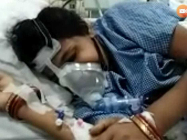 Help Sanjukta to Fight Covid-19 and It's Complications