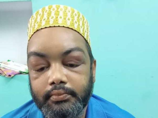 Support Hunaid Hussain