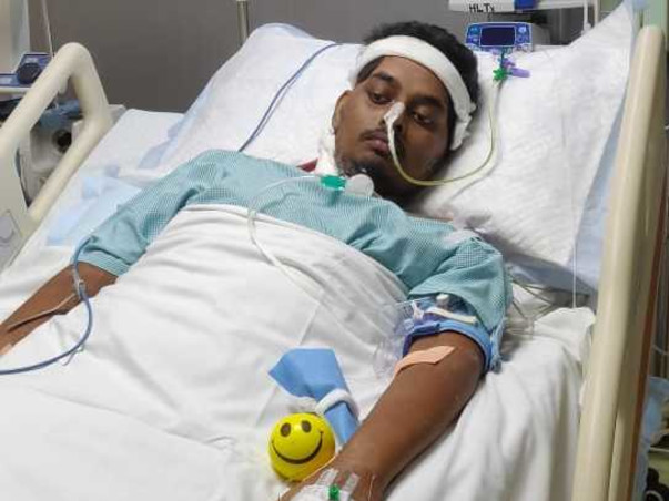 Save this Life! | Urgent ECMO + Lungs Transplant Required.