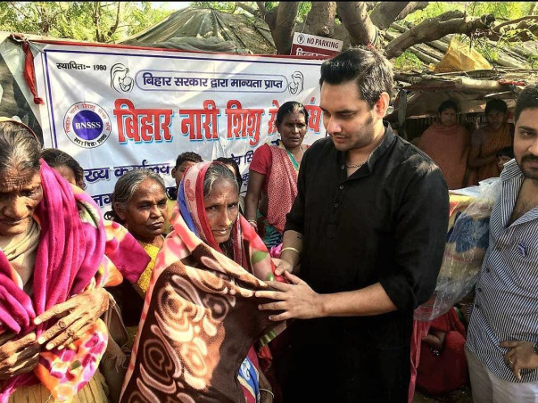 Providing Life Support To The Unprivileged