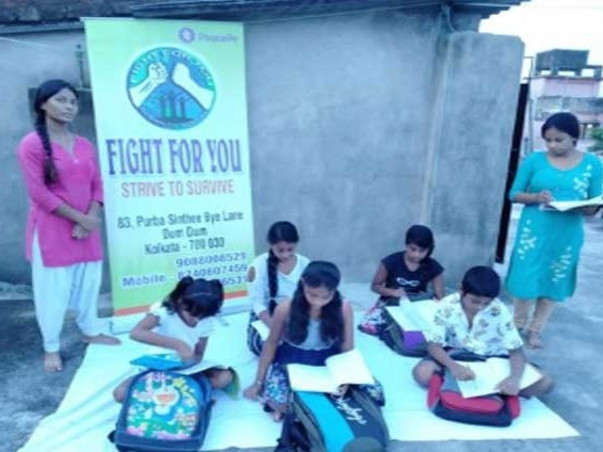 Project Sawkhar - Education For All