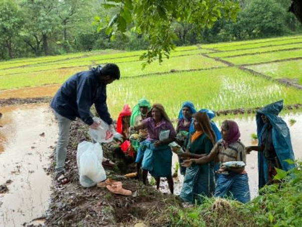 Konkan and Western Maharashtra Flood Relief - Youth For Democracy