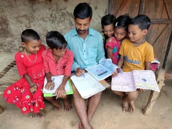 Help In Educating Underprivileged Children.