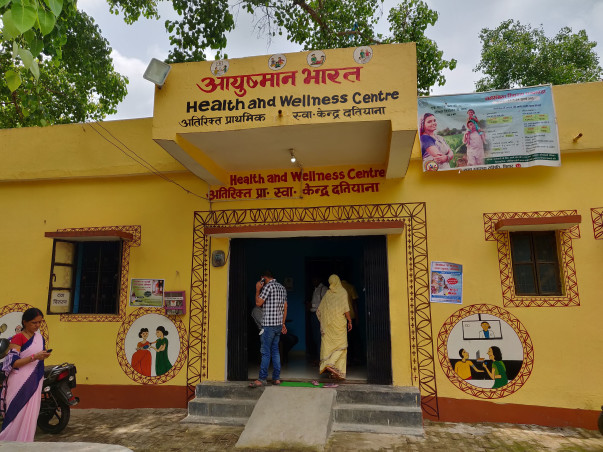 Care for Caregivers - help rural community health workers