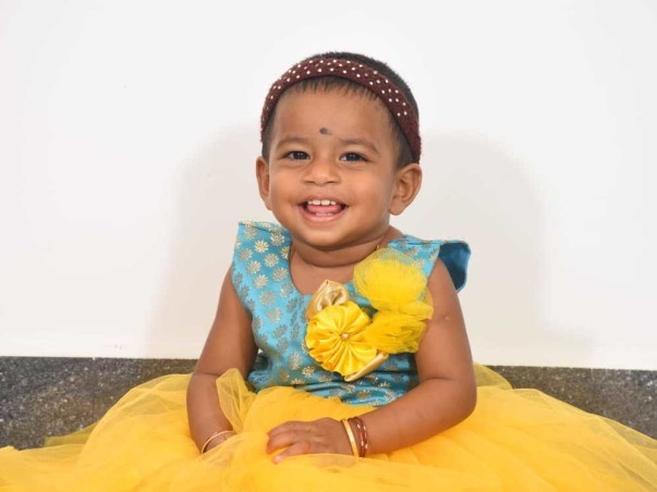 Baby Bharathi Needs Your Support To Fight SMA