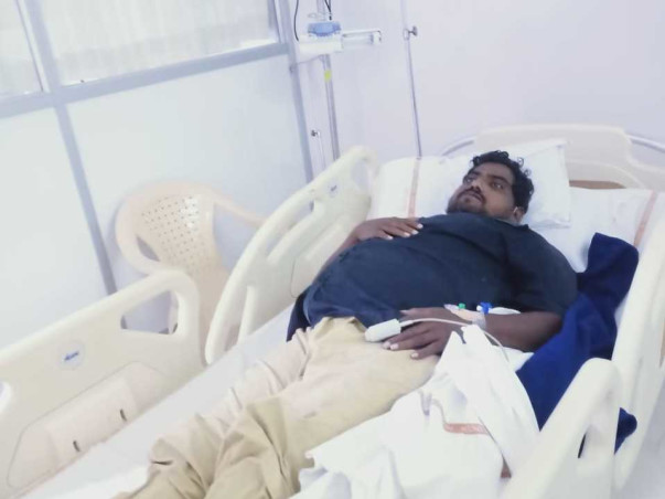 Please Help Ravendra For Liver Transplantation