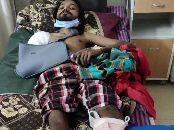 Support Shiva V Recover From Kidney Failure