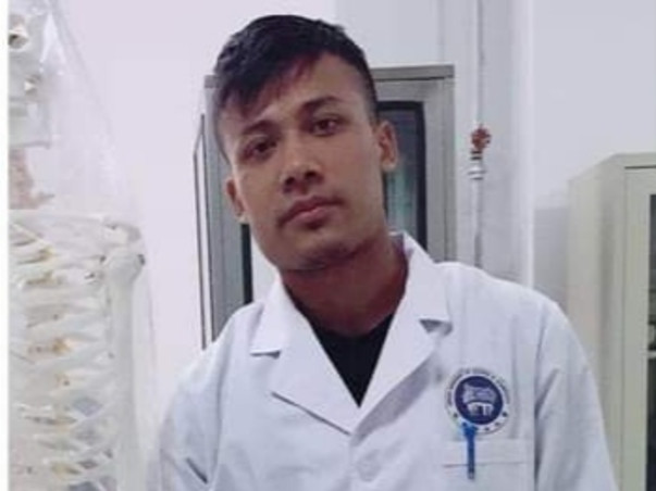 Let Us Help This Budding Doctor Complete His Studies