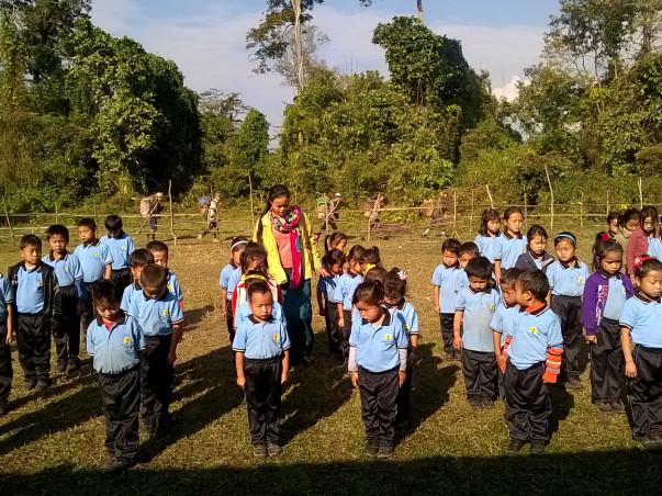 Help us build a Library in Gandhigram
