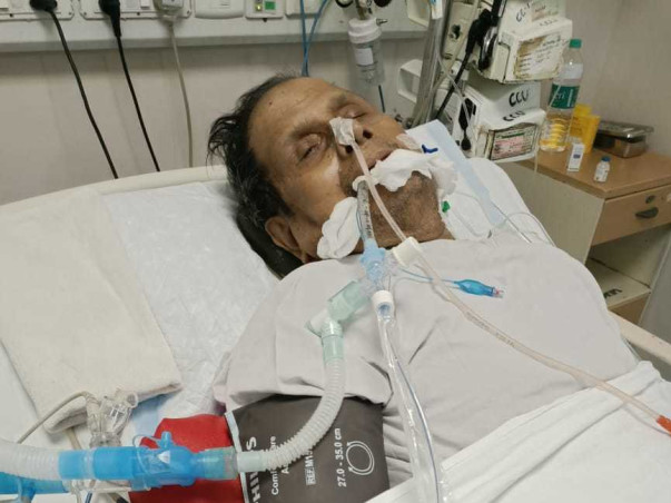 Need Support To Save My Father's Life