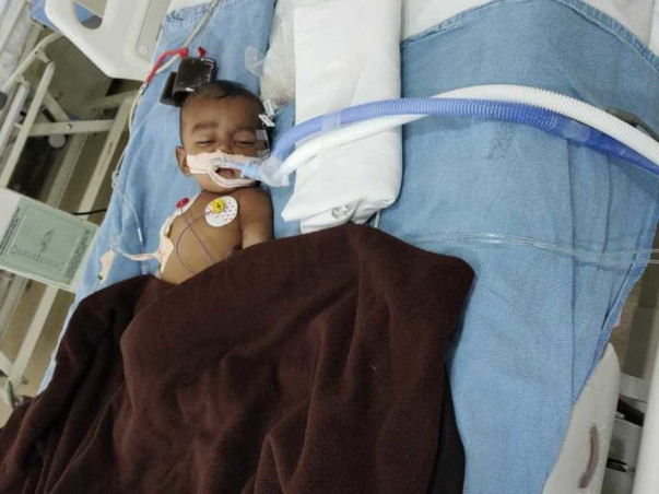 Support Baby Of Harika To Recover From Atrial Septal Defect (ASD)