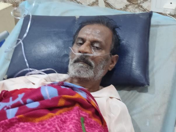 Help My Father, Lankapalli Vijaya Kumar Recover From Brain Stroke