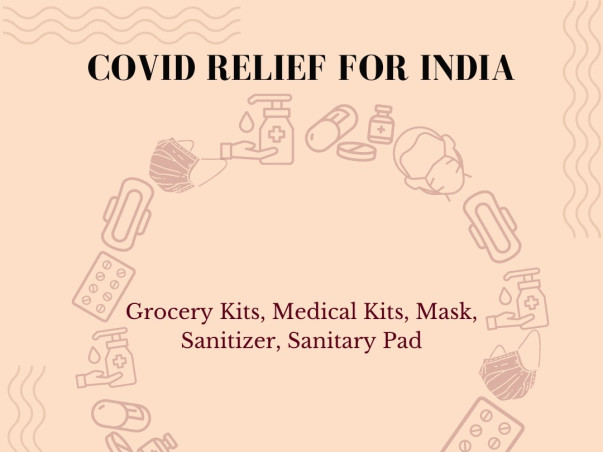 Covid Relif For India