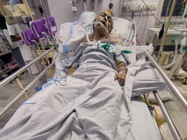 Help My Father Recover Acute Liver Disease & Organ Failure