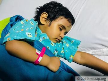help-baby-aaradhana