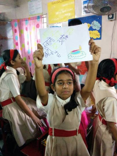 Need support for taking part in OneWorld Classroom's Art Exchange program.